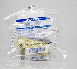 Фото препарата Адаптик 7,6х152см атравматическ. повязка, пропит. вазелиновой эмульсией