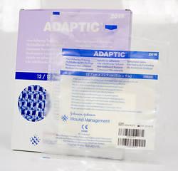 Фото препарата Адаптик 12,7х22,9см атравматич. повязка, пропит. вазелиновой эмульсией