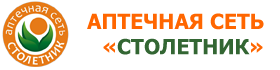 """Сеть аптек """"Столетник"""""""