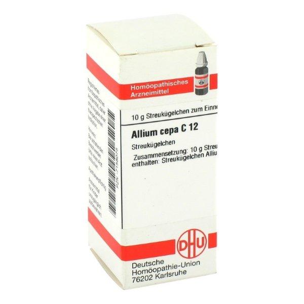 Фото препарата Аллиум цепа (Цепа) гранулы гомеопатические разведение С12 5г