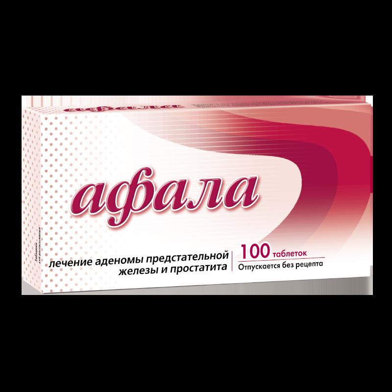 Фото препарата Афала таблетки для рассасывания блистер