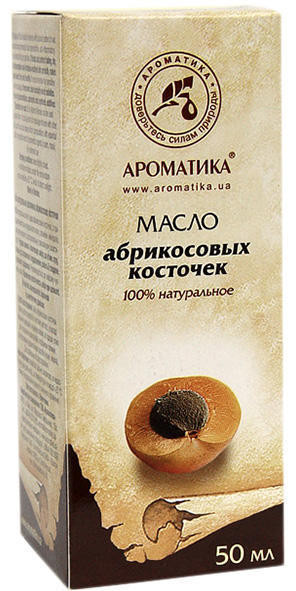 Фото препарата Абрикосовое масло 50мл