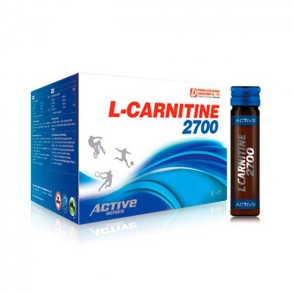 Фото препарата L-Карнитин жидкость 11мл