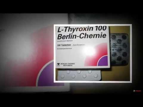 L-тироксин 50 Берлин Хеми