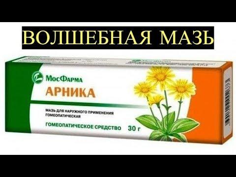 Арника ДН мазь для наружного применения гомеопатическая