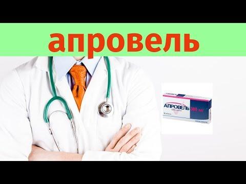 Апровель таблетки